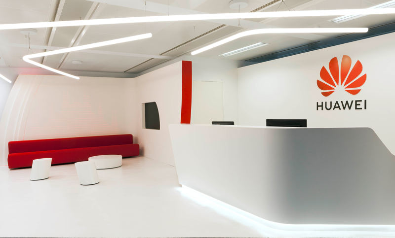 Huawei's new offices in Milan have been inaugurated, designed to be a combination of technology, design and urban tradition